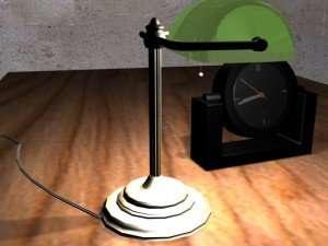Lamp Render R